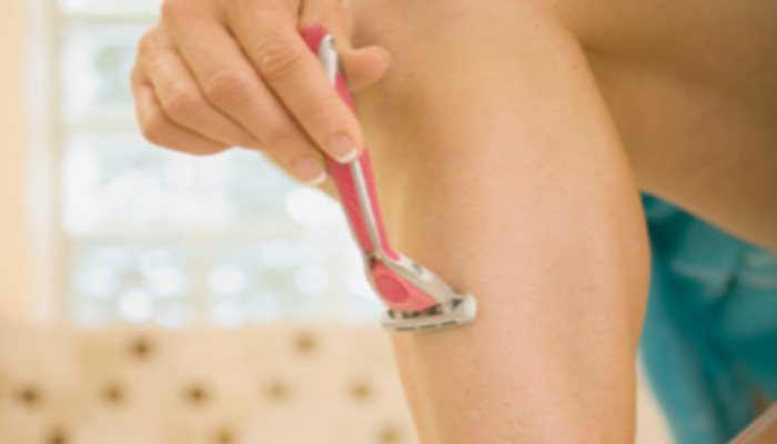 How to get rid of ingrown hair bumps